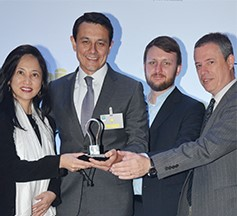Grupo Fleury recebe prêmio Valor Inovação Brasil 2016