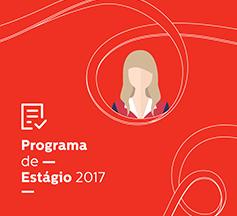 Programa de Estágio 2017 - Inscrições abertas!