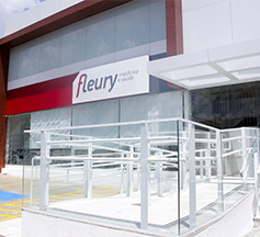 Moema ganha unidade do Fleury Medicina e Saúde