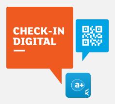 Check-in Digital: recurso agiliza atendimento