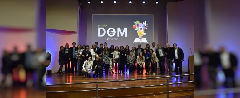 Grupo Fleury entrega R$ 80 mil às ONGs vencedoras da 6ª edição do prêmio