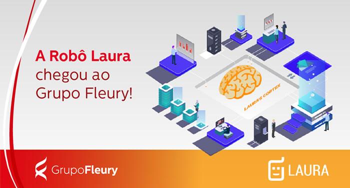 Nova parceria com startup Laura