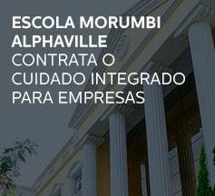 Para retornar às atividades presenciais, Escola Morumbi contrata consultoria do Grupo Fleury