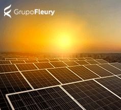 Grupo Fleury adota consumo de energia solar e fecha acordo com a GreenYellow