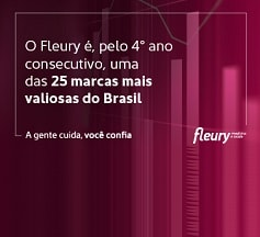 Fleury Medicina e Saúde integra pelo quarto ano consecutivo o ranking 25 Marcas Brasileiras Mais Valiosas