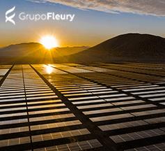 Grupo Fleury firma parceria com Voltxs e adota consumo de energia solar em São Paulo