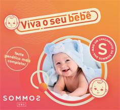 Grupo Fleury lança Sommos DNA 'Viva o seu Bebê', complementar à triagem neonatal