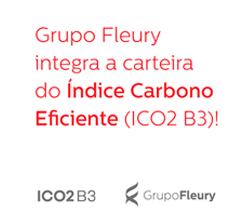 Grupo Fleury entra para carteira do Índice Carbono Eficiente da Bolsa